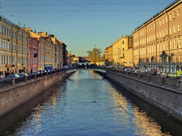 Boat Trips and River Cruises of St Petersburg, Russia