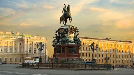 Monumento a Nicolás I