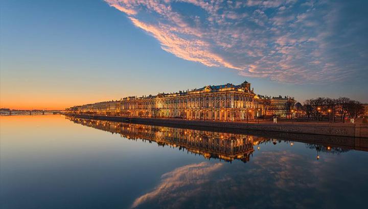 Museo El Hermitage en San Petersburgo