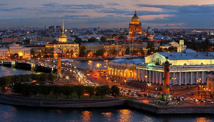 Viajar a San Petersburgo