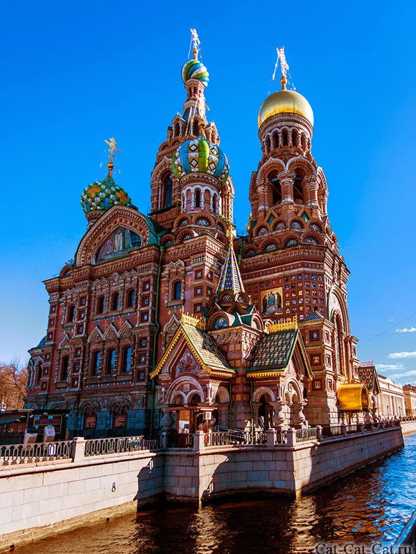 St Petersburg City Highlights Tour
