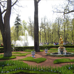 Peterhof Park and Gardens