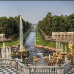 Transfer to Peterhof