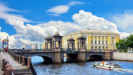 Puente de Lomonósov