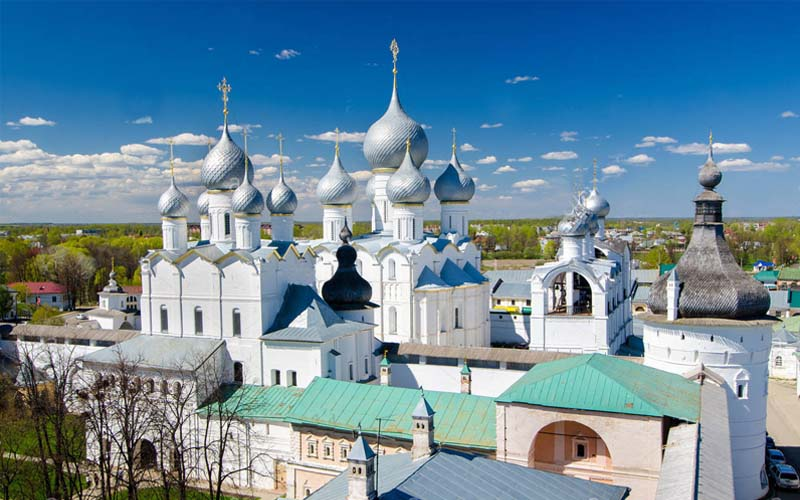 Cathedral of the Intercession in Rostov-on-Don